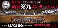 第17回新潟第九コンサート2016イメージ