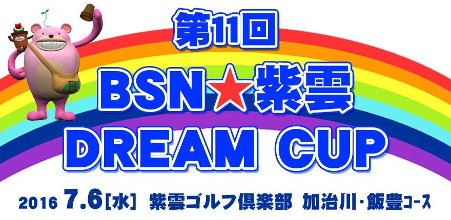 第11回 BSN☆紫雲 DREAM CUPイメージ